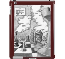 War Game iPad Case/Skin