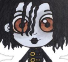E. Scissorhands Sticker