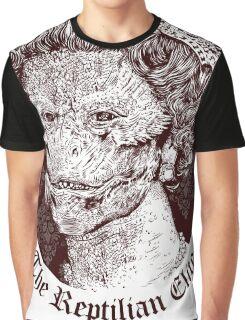 The Reptilian Elite Graphic T-Shirt