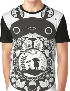 Totoro II Graphic T-Shirt