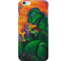 My Little Kaiju iPhone Case/Skin