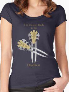 League of Legends (Zed) Women's Fitted Scoop T-Shirt