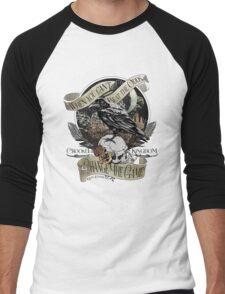 Crooked Kingdom Men's Baseball ¾ T-Shirt