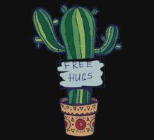 Free Hugs - Cactus Kids Tee