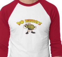 bad manners Men's Baseball ¾ T-Shirt