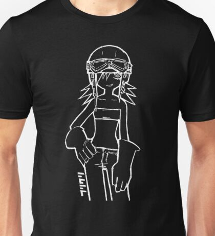 FLCL Manga - Haruko Unisex T-Shirt
