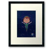 Peter Pan Framed Print