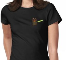 Jedi Nook Womens Fitted T-Shirt