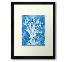 Under Sea 4 Framed Print