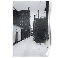 Dwight Street Alley Poster