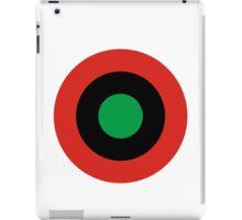 Biafran Air Force Roundel iPad Case/Skin