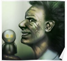 Dr. Vile and Mr. Bot Poster