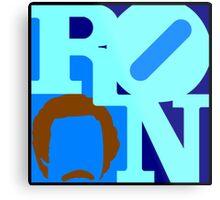 Ron Love Metal Print