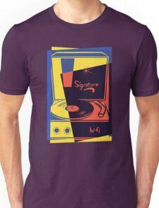 Vintage Turntable Stereo Unisex T-Shirt