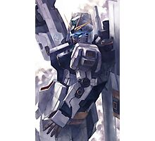 Gundam Nu  Photographic Print