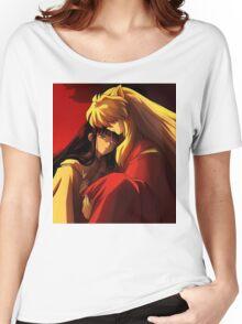 Kikyo and Inuyasha  Women's Relaxed Fit T-Shirt