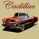 1954 Cadillac Series 62 by Mike Pesseackey (crimsontideguy)