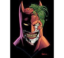 Batface Photographic Print