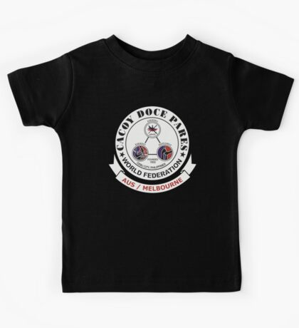 Cacoy Doce Pares Melbourne Kids Tee