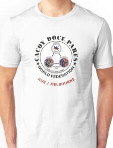 Cacoy Doce Pares Melbourne Unisex T-Shirt
