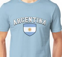 Argentina Supporters Unisex T-Shirt