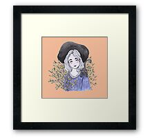 Herbs and Potions Framed Print