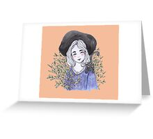 Herbs and Potions Greeting Card