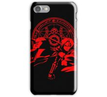 red brothers iPhone Case/Skin