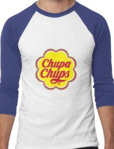 chupa-chups Men's Baseball ¾ T-Shirt