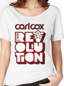 CARL COX Women's Relaxed Fit T-Shirt