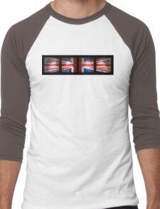 Great Britain Men's Baseball ¾ T-Shirt