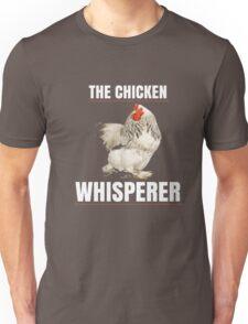 The Chicken Whisperer Shirt - Funny Farmer T-Shirt Unisex T-Shirt