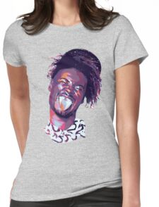 danny brown Womens Fitted T-Shirt