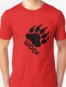 Bear Pride Bear Claw Woof T-Shirt