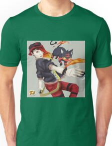 Litten Trainer Unisex T-Shirt