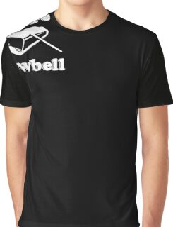We Need More Cowbell Funny T-Shirt Graphic T-Shirt