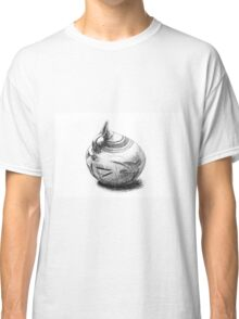 Ancient Greek Pottery Drawing Classic T-Shirt