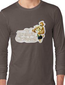 Animal Crossing Long Sleeve T-Shirt
