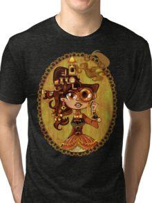 Steampunk Doc Tri-blend T-Shirt