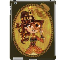 Steampunk Doc iPad Case/Skin