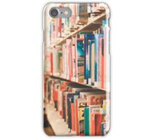 Library Time iPhone Case/Skin
