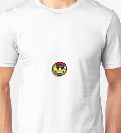 Smiley :noel: JVC Unisex T-Shirt