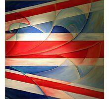Britannia 4 Photographic Print