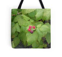 Berry Simple Tote Bag