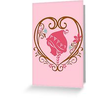 Princess of Arendelle Greeting Card