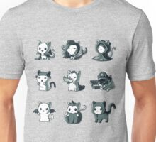 Cat Costumes Unisex T-Shirt