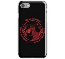 ood-onymous iPhone Case/Skin