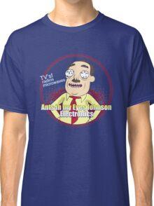 Ants in my eyes Johnson Classic T-Shirt