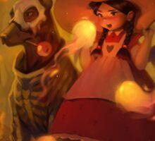Spirits of Halloween Sticker