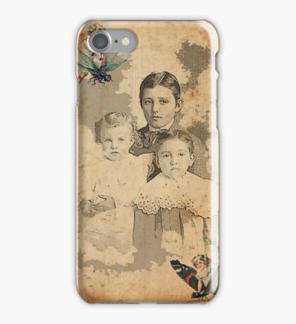 TIME FLIES iPhone Case/Skin